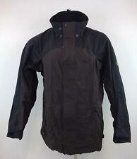Mens Jack Wolfskin Texapore 4x4 Rain Coat Brown Nylon Size XL 44/46