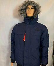 NEW WITH TAGS The North Face Men's Gotham Jacket III URBAN NAVY SIZE L