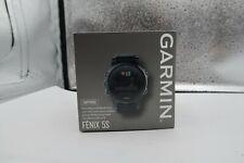 Garmin Fenix 5S Sapphire GPS Watch-  Black