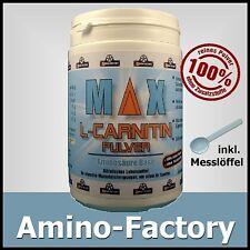 L-Carnitin Base, 100% reines Pulver, Dose 100g