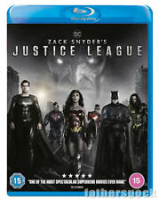 Zack Snyder's Justice League [Blu-ray] Director's Cut 2021 Exclusive Uk Release