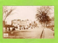 Marble Arch London RP pc used 1908 Aristophot  Ref E852