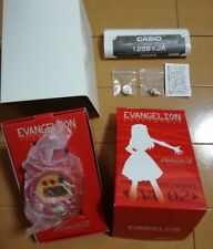 G-SHOCK EVANGELION ASUKA Collaboration Limited DW-6900 Watch JAPAN RED