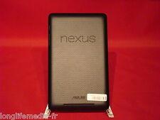 Asus Google Nexus 7 2012 - capot cover plasturgie arrière - pièce originale asus