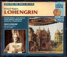 Wagner: Lohengrin Lauritz Melchior Thorborg Rethberg Warren Baron 3cd 1940