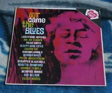 OUT CAME THE BLUES 1964 UK LP ACE OF HEARTS AH 72 LIGHTENING HOPKINS COUSIN JOE