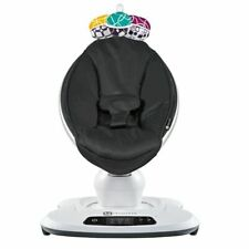 4moms Mamaroo 4 Infant Seat Black Classic 2day Ship