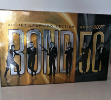 James Bond - Jubiläums Collection - Blu-ray Disc - celebrating 50 years of 007