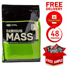 Optimum Nutrition Optimum Nutrition - Serious Mass Weight Gainer