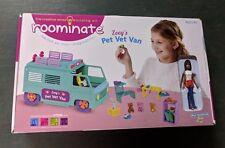 Roominate Zoey's Pet Vet Van Girl's STEM Science Building Toy, Wire, Motor MIB
