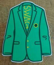 Swag Golf ~ Sticker ~  Green Jacket ~ FREE SHIPPING