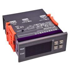 230V Régulateur/Contrôleur Température -40°C ~ 120°C Digital Thermostat MH1210A