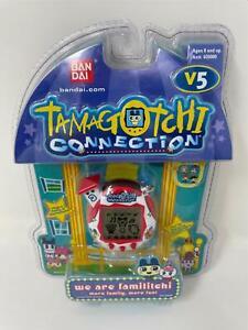 Bandai Tamagotchi Connection V5 We are Familitchi - BRAND NEW - In Box