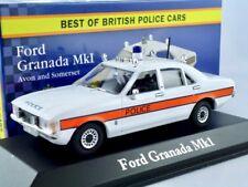 Ford Granada Mk1  --       British POLICE Car   /    IXO / ATLAS   1:43