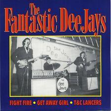 "THE FANTASTIC DEE-JAYS Fight Fire vinyl 7"" garage Creedence Golliwogs Swamp Rats"