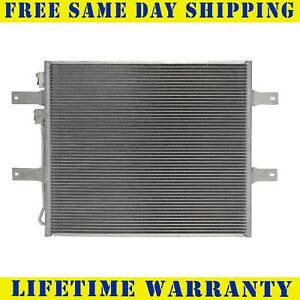 AC Condenser For Dodge Ram 2500 Ram 3500 5.9 3657