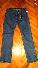 Lange Markenlose L34 Herren-Jeans