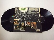 1973 The Imperials LIVE with...SOLID ROCK Gatefold 2 vinyl LPs Impact R3215 NM