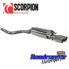 Scorpion Fiesta ST MK8 1.5 Exhaust Stainless System GPF Back with Valve SFDS089