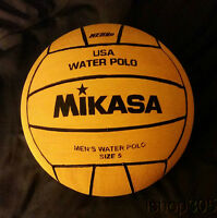 Mikasa Official Competition Men's Water Polo Ball NHFS Approved W5000