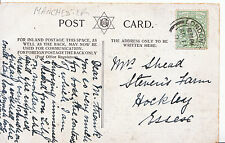 Genealogy Postcard - Family History - Shead - Hockley - Essex   A1669