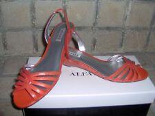 Womens Shoes Alfani Tangledorg Orange Spice Size 7