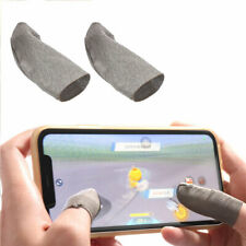Fingertipp Ärmel Daumen-Handschuhe Leitender Triger For PUBG iPhone Android