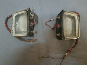 Honda CIVIC 1st Generation License Plate Light