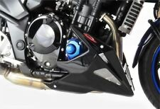 Suzuki GSF1250 N/F Bandit 07-14 Belly Pan Matt Black & Gold Mesh