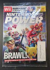 2007 Nintendo Power Magazine 222 December Wii Super Mario Zelda New Still Sealed