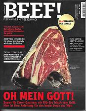 BEEF! Oh mein Gott! Nr. 32 Ausgabe 2/ 2016 Neuwertig