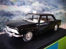 1/43 Eligor (France)  BMW 2000 Taxi 1967