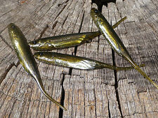 SOFT PLASTIC STICK BAIT MINNOW LURE BREAM BASS TROUT SNAPPER FREE POST LARGE GD