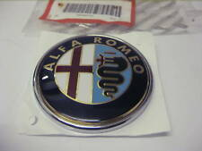 Genuine ALFA ROMEO 159 Front Bonnet Grille Emblem Logo Badge Only 46558973