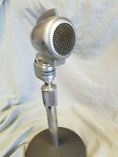Turner 22D Dynamic Microphone Vintage 1940-1950's with stand