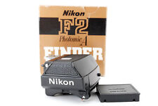 [Box In Near Mint++++] Nikon F2 Photomic A  Finder DP-11 From Japan