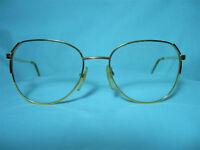 Rare!!! Morel Paris, 24kt gold filled, oversize, women's eyeglasses, frames, vin