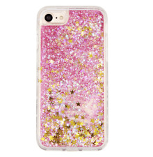 Dynamic Liquid Quicksand Sparkly Case Cover for iPhone 5 5s SE 6 6s 7 8 Plus X