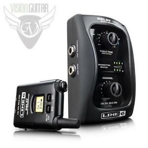Line 6 Relay G50 Digital Wireless Guitar System