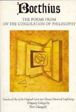Boethius: The Poems from On the Consolation of Philosophy
