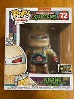 Funko Pop TMNT Krang Exclusive 6"