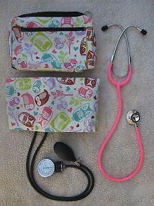 Prestige Medical Premium Aneroid SPHYGMOMANOMETER DUALHEAD Kit *34 Styles