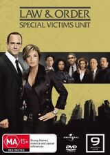 Law & Order: Special Victims Unit - Season 9 = NEW DVD R4