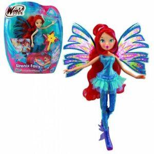 Bloom Winx Club My Fairy Friend Sirenix Fairy Doll Toy Moveable Wings