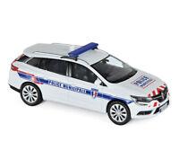 NOREV 517794 - Renault Megane Estate 2016 Police Municipale  1/43