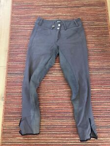 Pikeur Riding Breeches Full Seat, Grey, Size 38