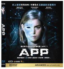 "Hannah Hoekstra "" APP "" Bobby Boermans 2013 Dutch Thriller Region A Blu-Ray"