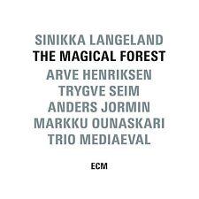 The Magical Forest von Arve Henriksen,Anders Jormin,Trygve Seim (2016)