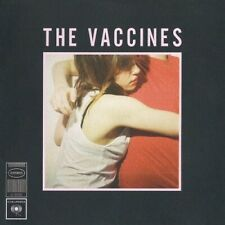 THE VACCINES - WHAT DID YOU EXPECT FROM THE VACCINES? 2011 UK CD