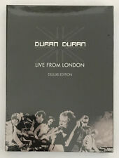 Duran Duran - Live From London (Deluxe Edition) DVD / CD New Sealed